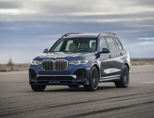BMW US Begins Production: Alpina XB7