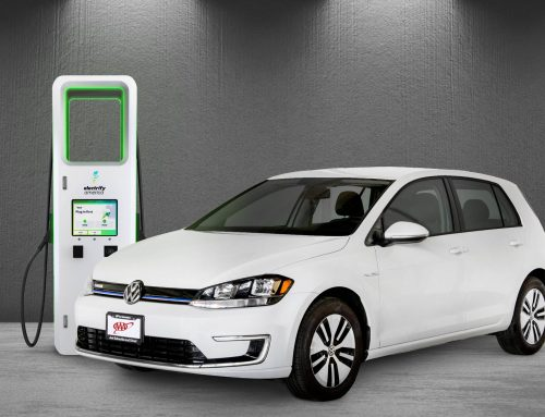 AAA Adds 55 VW E-Golf for Hire
