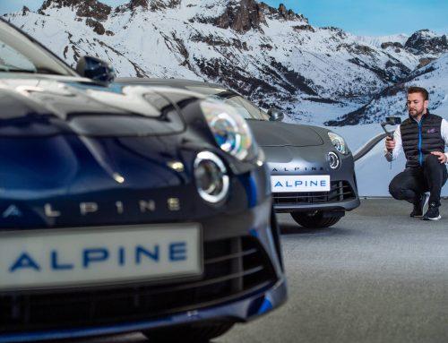 Alpine On-line Car Showroom