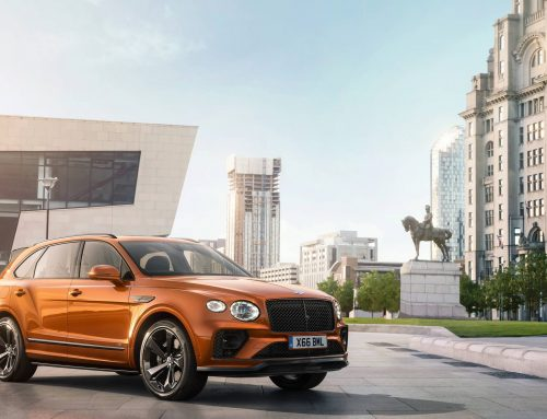Make Your Posh Bentley Bentayga Even Posher