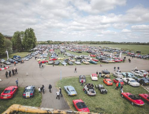 New Motorshow for a New Covid Era at Bicester Heritage