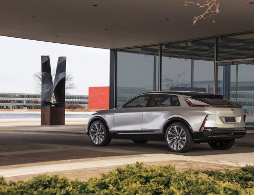 Cadillac Goes Electric: Lyriq Show Car
