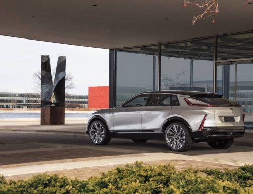 Cadillac Goes Electric: Lyriq Show Car
