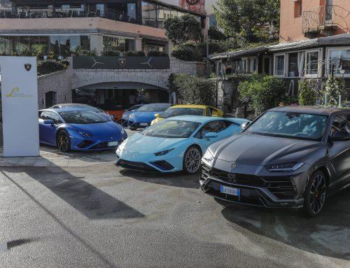 Lamborghini: Live Premier Of Huracán Evo Rwd Spyder