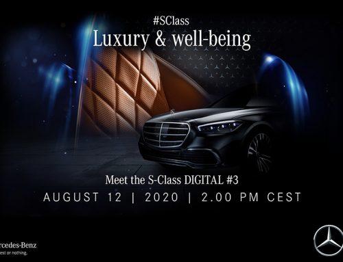 Mercedes Benz: Meet the S Class Episode 3