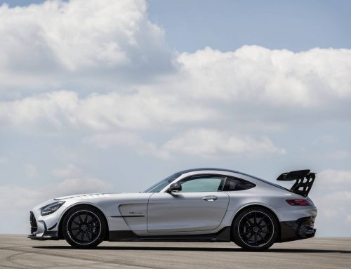 Mercedes-AMG GT Black Series on sale. UK price £335,000