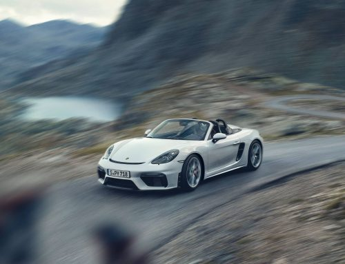 Porsche 718 Spyder: Interesting at Every Angle