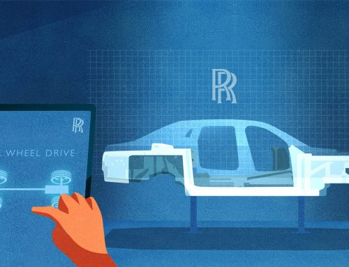 All New Rolls Royce Ghost – The Design Process