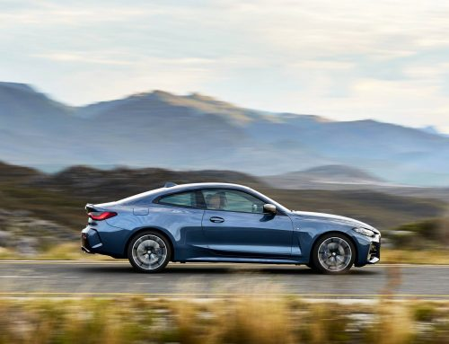 Stunning All New BMW 4 Series Coupe