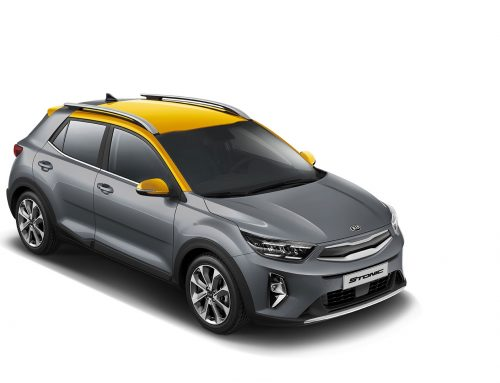 New Kia Stonic to Have Mild Hybrid Drivetrain