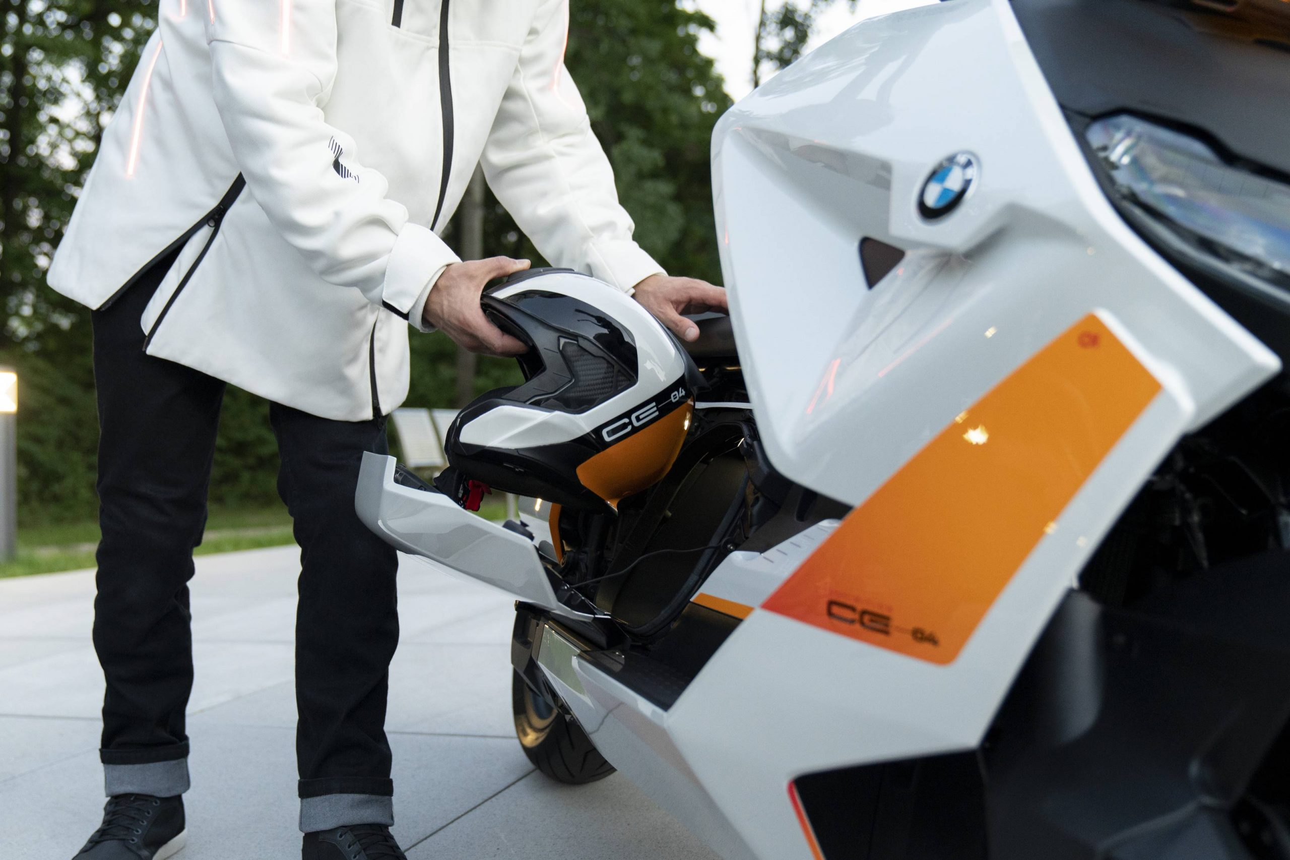 Bmw Electric Motorcycle Future Mobility Gay Car Boys
